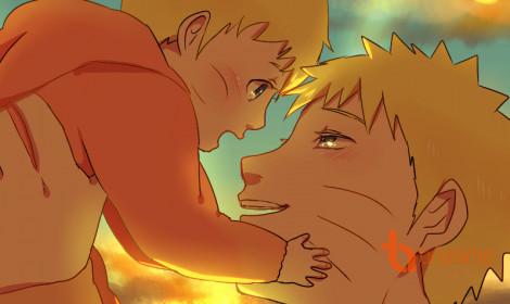 [Doujinshi] Khi Naruto lên chức bố!