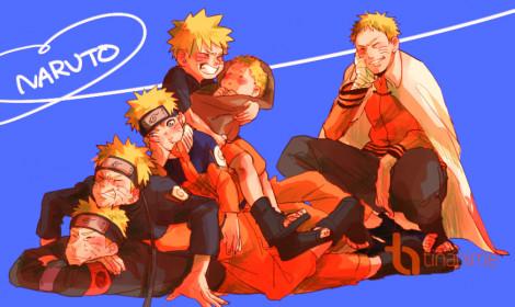 Naruto là ai... trong mắt bạn?