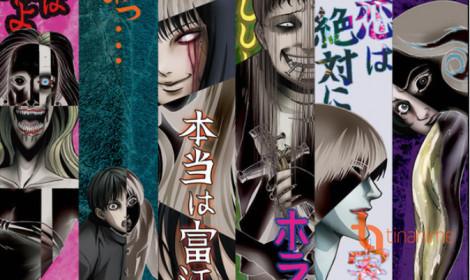 """Junji Ito """"Collection"""" - Anime từ tác phẩm của ông hoàng dòng kinh dị Junji Ito!"""