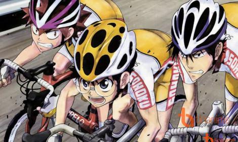 Hé lộ thông tin về Yowamushi Pedal season 4