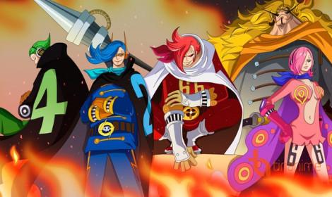 Anh em nhà Sanji sắp thể hiện trong manga One Piece!