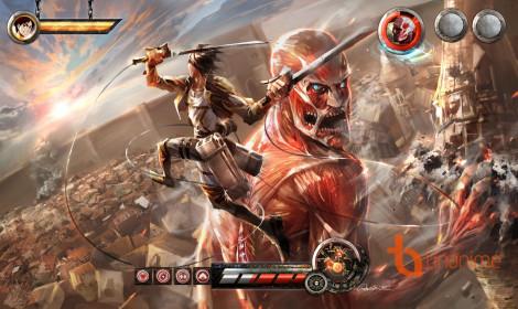 Attack on Titan 2 có game PC chất lừ!