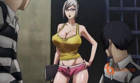 Chết cười cảnh phó hội trưởng Meiko Shiraki làm toán Hình Học!