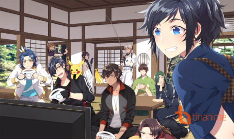 Touken Ranbu: Hanamaru quay lại với movie mới toanh