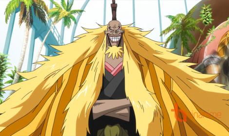 Shiki Sư Tử Vàng - Hải tặc lão làng thời Gol D Roger!