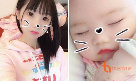 Gái một con Tiểu Nhu trông không khác gì nữ sinh cấp 2!