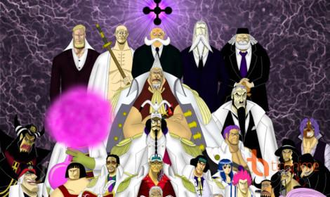 Chính Quyền Thế Giới - Tổ chức phản diện lớn nhất trong One Piece!
