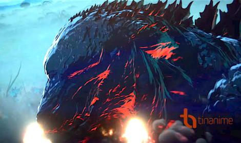 Movie Godzilla 2017 - Godzilla thống trị địa cầu!