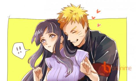 """[Fanart] Những kiểu ôm nhau """"bá đạo"""" chỉ có trong Naruto"""