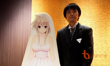 Công ty Nhật trợ cấp tiền cho nhân viên cưới vợ anime