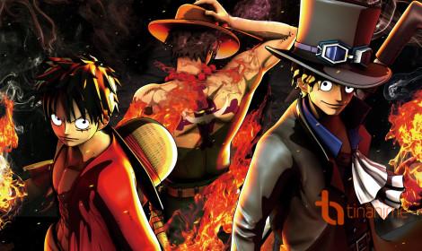 Những bộ ba quái vật của One Piece!
