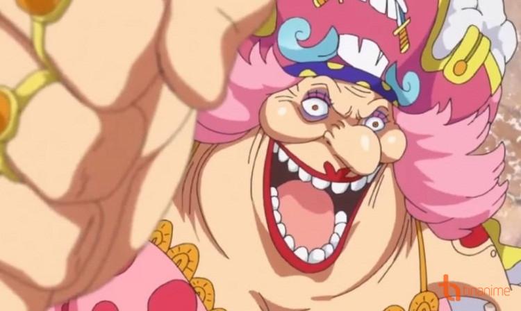 Và sức mạnh của bà càng kinh khủng hơn nữa khi Big Mom ăn được trái ác quỷ  Soru Soru Nomi, từ đó đem lại cho bà khả năng thao túng linh ...