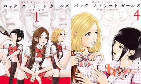 Back Street Girls - Khi yakuza chuyển giới thành nữ idol?!