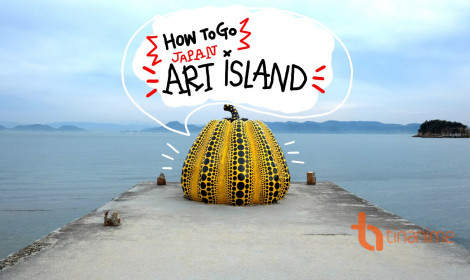 [13 hòn đảo có 1-0-2 ở Nhật Bản] Phần 1: Đảo nghệ thuật Naoshima