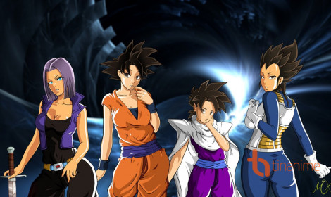 """Khi các nhân vật anime quyết định """"sang Thái chuyển giới""""!"""