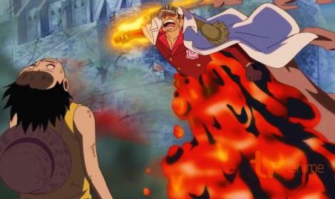 Top 5 nhân vật suýt giết được Luffy