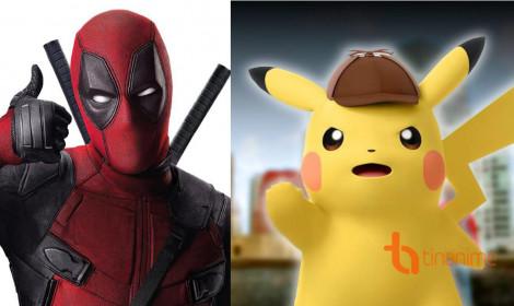 Live-action Pokemon: Diễn viên Deadpool vào vai Pikachu