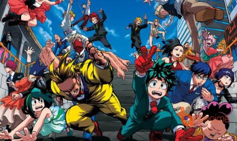My Hero Academia sắp sửa có phim chiếu rạp mới toanh!