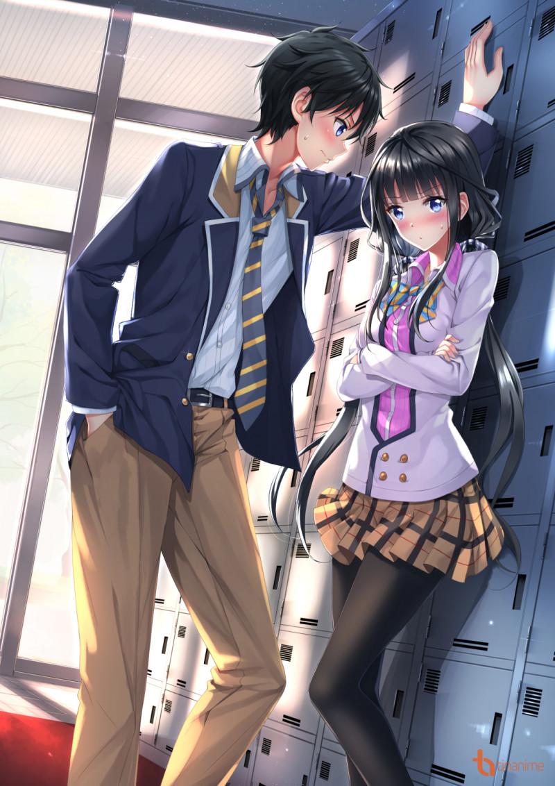 Là một cậu bé bị béo phì, Makabe Masamune từ nhỏ đã bị cô bé Adagaki Aki bắt nạt và trêu chọc không thương tiếc. Với quyết tâm một ngày nào đó ...