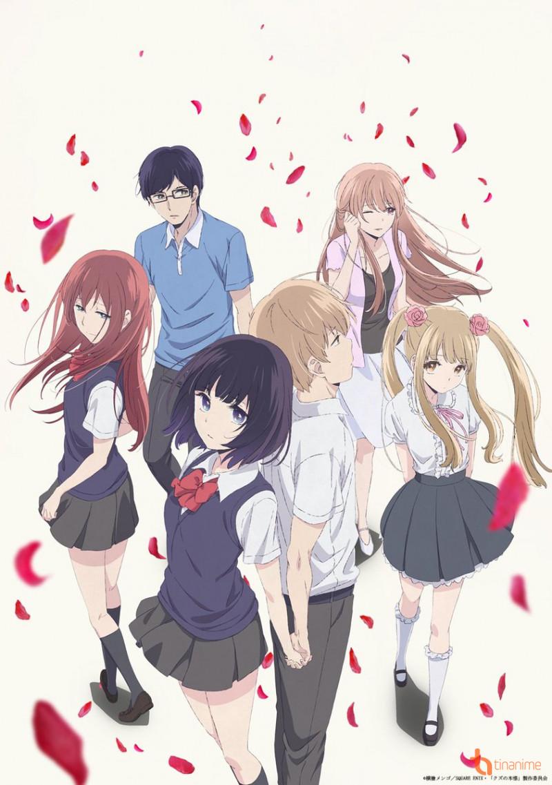 Awaya Mugi và Yasuraoka Hanabi có vẻ là cặp đôi lý tưởng nhất trong trường. Cả hai đều khá nổi tiếng và xinh đẹp, trông rất \