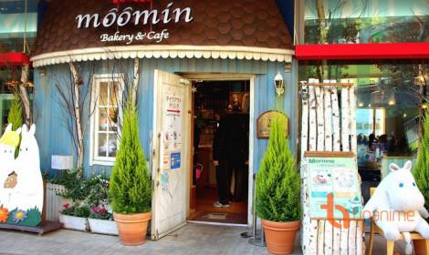 Bạn đang FA? Hãy đến ngay quán cafe Moomin House!