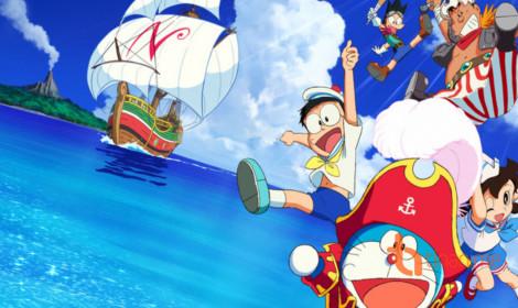 Có một Doraemon phiên bản One Piece!