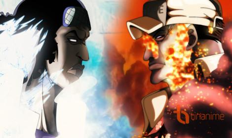 Top 5 cặp trái ác quỷ mang năng lực đối nghịch nhau trong One Piece