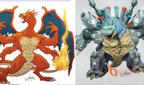 """Pokémon """"Lưỡng long nhất thể"""" (Phần 1)"""