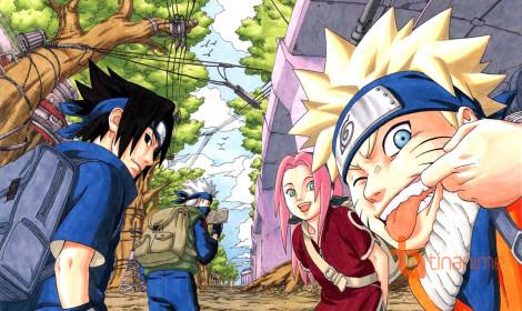 """Ấn tượng với bộ manga về """"dị giới"""" của em trai tác giả Naruto"""