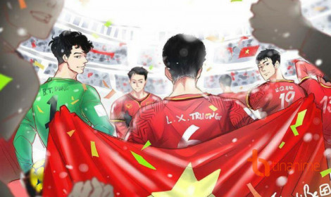 U23 Việt Nam và những khoảnh khắc mãi không quên!