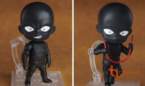 """""""Anh da đen"""" trong Conan ra mắt figure siêu dễ thương"""