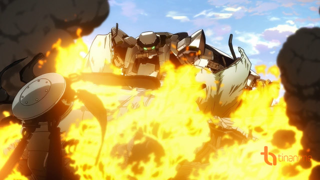 Anime Full Metal Panic! Invisible Victory Trailer 2