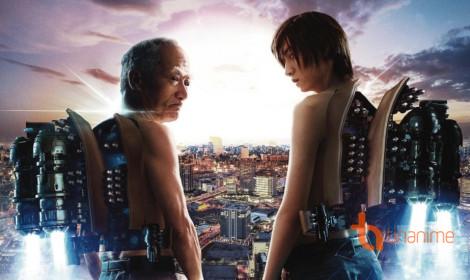 Inuyashiki live-action - Người đàn ông gánh vác vận mệnh thế giới!