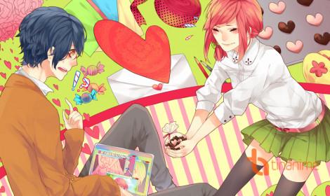12 bộ anime dành cho mùa Valentine