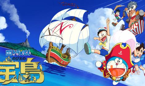 Movie Doraemon: Nobita và hòn đảo kho báu công bố ca khúc chủ đề!