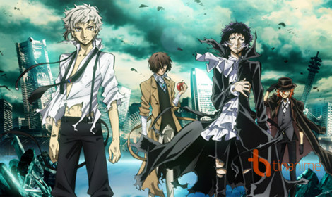 Movie Bungo Stray Dogs: Dead Apple ra mắt trailer chính thức!