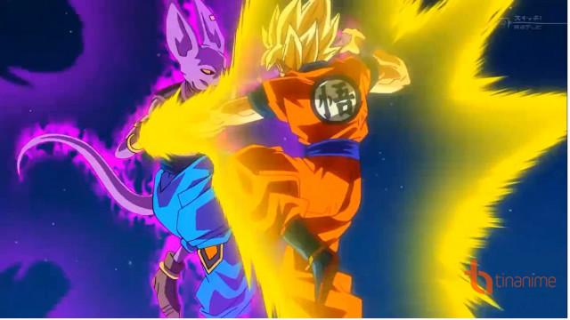 Goku vs Bills ▪ Stronger ♪♪