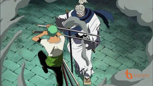 Zoro quyết đấu Ryuma