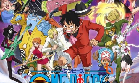Anime One Piece - Buổi tiệc trà địa ngục sắp bắt đầu!