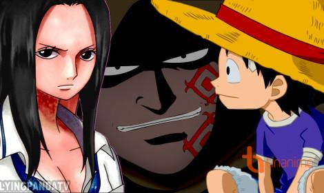 Mẹ của Luffy - Bí ẩn sâu nhiệm của One Piece!