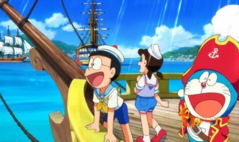 Doraemon The Movie thứ 38 phá kỷ lục phòng vé sau ú tuần công chiếu!