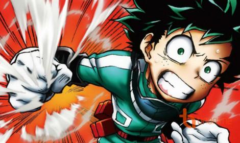 Boku no Hero Academia mùa 3 sẽ có 25 tập?!