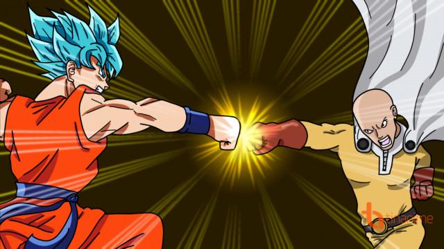 Goku đấu Saitama! Ai sẽ thắng?