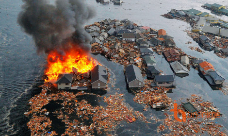 Ngày này cách đây 7 năm, chuyện kinh khủng gì đã diễn ra ở Nhật Bản?
