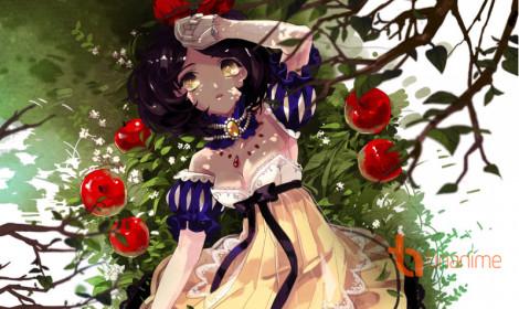 Nàng Bạch Tuyết của thế giới anime!