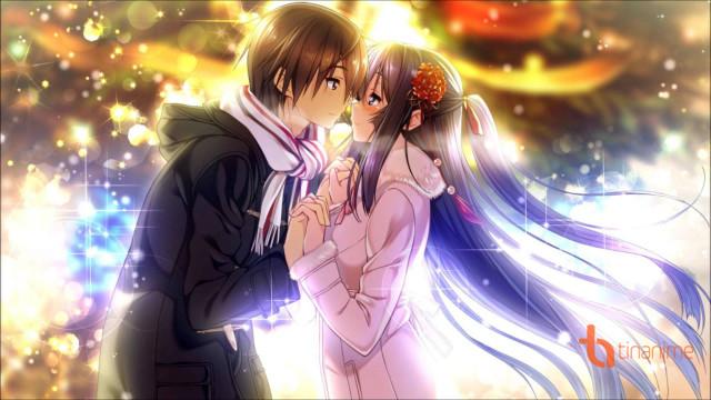 Top 10 cảnh hôn hot nhất làng anime!
