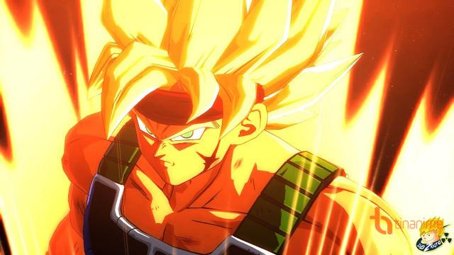 Dragon Ball Fighter Z - Bardock DVs Frieza!
