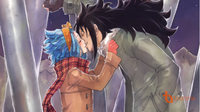 Fairy Tail AMV (Gajevy) - On My Own