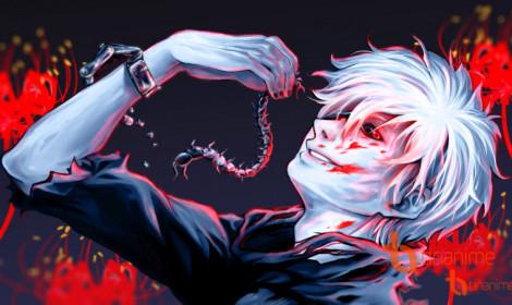 Nhanh nhanh! Tokyo Ghoul season 3 đã lên sóng VuiGhe.Net!