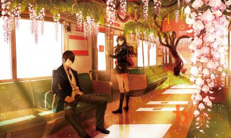 [Artwork] Câu chuyện trên những chuyến tàu